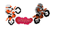 excite,bike,nintendo,80,atari,trinker,trinkermedia,motor bike,motorcycle,video game