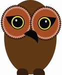 owl,bird,cute,fluffy,nature,animal,feather,beak,cartoon