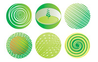 green,globe,sphere,eco,ecology,ecological,plant,nature,spherical,abstract,lin,streak