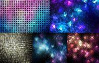 abstract,mosaic,background,wallpaper,grain,shape,square,cut-outs,circle,glass,color,colorful