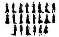fashion,girl,lady,fashionista,beauty,queen,princess,silhouette
