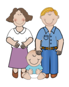 people,man,woman,child,baby,group,family,smiling