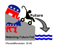 142,revolution,party,stand,watch,while,future,fall,time,new,system,cliff,drop,baby,politics,government,republican,democrat,revolution,1percentrevolution,parties,stand,watch,while,future,falls,time,new,system