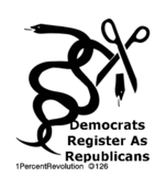 126,revolution,snake,republican,democract,head,register,revolution,1percentrevolution