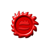red,color,wax,seal,red