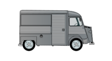 van,camionnette,fourgon,old,ancien,type h,type hy,gray,tube,french,citroën,type h,type hy
