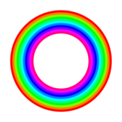 12,color,rainbow,donut