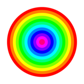 12,color,rainbow,circle
