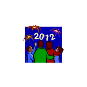 night,celebration,2012,media,clip art,png,svg