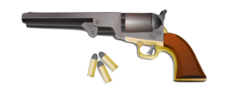 weapon,pistol,western,country,peacemaker,revolver,gun,cartridge