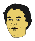 face,comic,man,icon,avatar,head,vectorize,colour
