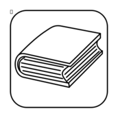 icon,symbol,text,book,reading