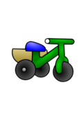 tricycle,toy,child,kid,cartoon