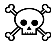 pirate,flag,skull,bone,crossbones,bone