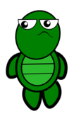 turtle,cartoon,meh