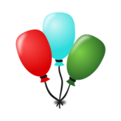 worldlabel,birthday,balloon,event,holiday,occasion,icon,color