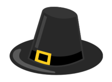 pilgrim,hat,thanksgiving2010,thanksgiving,black