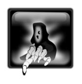 halloween,spirit,face,ghost,spooky,creepy,scary,dead,gloss,glossy,halloween2010,halloween,inky2010,inkscape,clip art