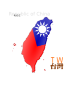 taiwan,tw,flag,roc,map,remix,chinese,color,mh,svg,taiwan,roc,image,clip art,media