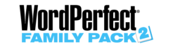 Wordperfect,Family,Pack