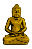 buddha,golden,statue,sitting,meditation,silent,self-reflection,peaceful,calm,buddhism,religion,eastern