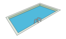 Free download of Swimming Pool vector graphics and illustrations