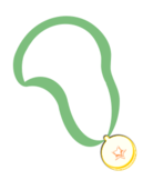 medaille,viering