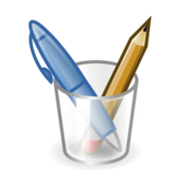 tango,icon,office,glass,pencil,pen,externalsource