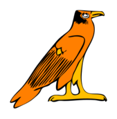 egypt,hieroglyph,bird,stylized,ancient