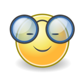 smiley,emote,icon,face,glasses
