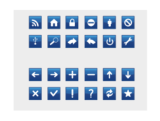 unchecked,blue,browse,element,icon,navigation,page,rectangle,select