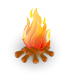 media,clip art,public domain,image,png,svg,fire,campfire,camping