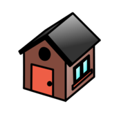 house,icon,building,home,media,clip art,public domain,image,png,svg