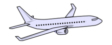 aircraft,plane,boeing,media,clip art,public domain,image,svg
