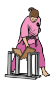 media,clip art,public domain,image,png,svg,people,person,woman,girl,sport,activity,karate,colour,purple
