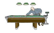 media,clip art,public domain,image,png,svg,pool,billiards,pool player,bar,man