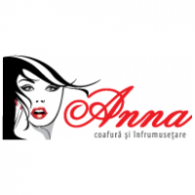 salon anna - Nail Salon Logo Design Ideas