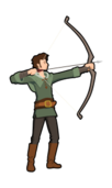 archer,marksman,arrow,bow,shoot,aim