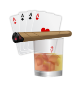 card,game,game,gambling,poker,las vega,wiskey,whisky,whiskey,drink,cigar,ace,ac,four ac