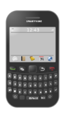 smartphone,blackberry,nokia,telephone,phone,cellphone,cell,azerty,français,french,keyboard,clavier