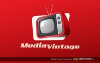 tv,television,vintage,old,set,multimedia,view,viewing,screen,crt,station,advertising,logo,logotype,vector,design,element