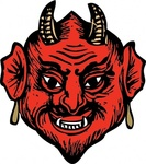 devil,head,media,clip art,externalsource,public domain,image,png,svg,satan,demon,afterlife,horn,face,horn