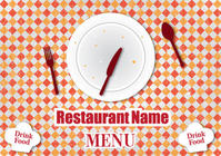 menu,red,restourant
