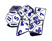 more tabletop rpg dice