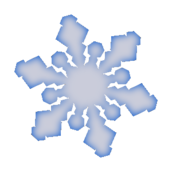 snowflake,winter,snow,geometrical,blue,ice