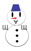 media,clip art,public domain,image,png,svg,snow,snowman,season,winter,cold