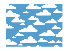 media,clip art,public domain,image,simple,cloud,pattern,sky,blue,wallpaper,cloud