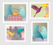 good,start,your,bird,stamp,collection