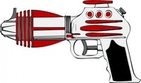 raygun,media,clip art,externalsource,public domain,image,png,svg,weapon,ray gun,costume,space,scifi,uspto,toy,gun
