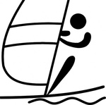 olympic,sport,sailing,pictogram